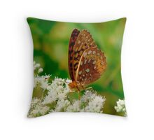 Aren't I Just The Prettiest Thing? Throw Pillow