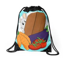 Appealing Garden Drawstring Bag