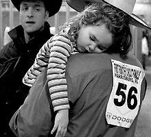 A Cowboy's Shoulder by photosbytony