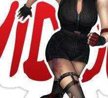 Derby Widow Sticker