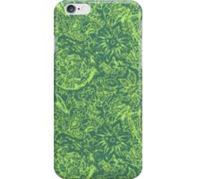 Emerald Dales Loden Wool iPhone Case/Skin