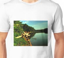 ALONG THE SHORE Unisex T-Shirt