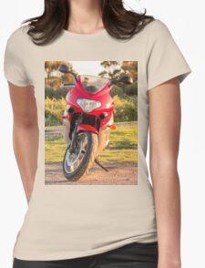 Triumph TT600 Womens Fitted T-Shirt
