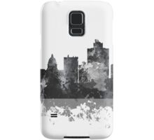 Salt Lake City, Utah Skyline - B&W Samsung Galaxy Case/Skin