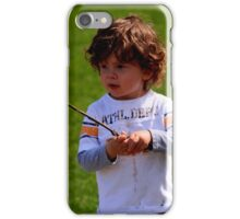 A CHILDS WORLD iPhone Case/Skin