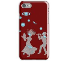 Cosmic Dance with Music of the Spheres iPhone Case/Skin