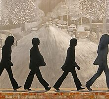 The Beatles ~ Abbey Road by roadsidestills