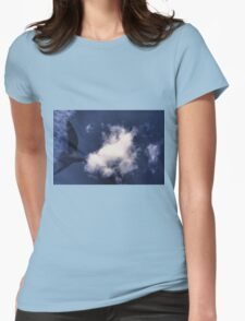 Closer to Heaven!! Womens Fitted T-Shirt