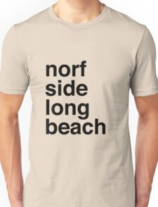 Norf Norf Unisex T-Shirt