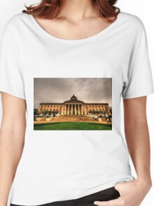 Manitoba Legislative Women's Relaxed Fit T-Shirt