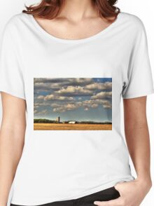 Prairie Skies Women's Relaxed Fit T-Shirt