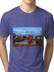 Pondside Farms Tri-blend T-Shirt