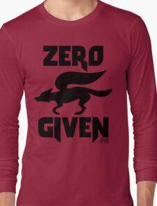 Zero (Star) Fox Given Long Sleeve T-Shirt