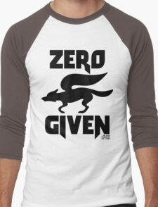 Zero (Star) Fox Given Men's Baseball ¾ T-Shirt