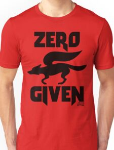 Zero (Star) Fox Given Unisex T-Shirt
