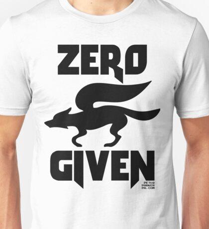 Zero (Star) Fox Given Unisex T-Shirt