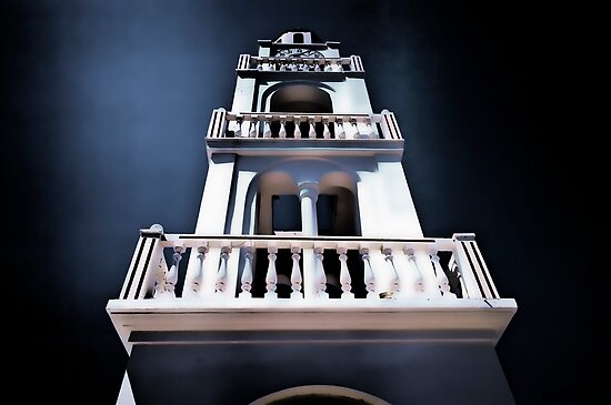 Bell Tower by vaggypar