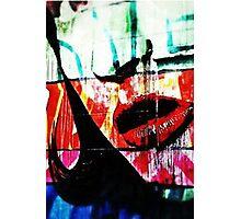 Melbourne - Grafitti Street - Hosier Lane - Victoria - Australia Photographic Print