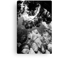 Rock Pool Canvas Print