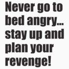 382 Plan Your Revenge by Andrew Gordon