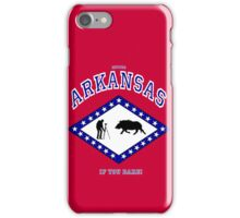Explore ARKANSAS...If you DARE! iPhone Case/Skin