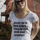 Plan Your Revenge by Andrew Gordon