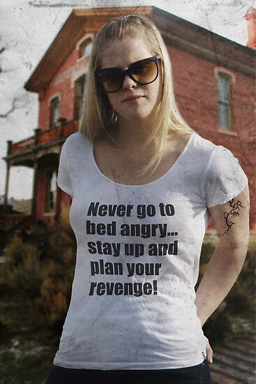 Plan Your Revenge by Andrew Gordon
