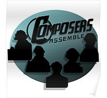 Composers Assemble Poster