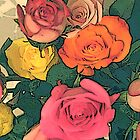 Roses Photo by canhsierra
