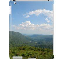 Blue Ridge Parkway 2 iPad Case/Skin