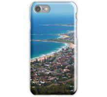 Northern Illawarra Beaches iPhone Case/Skin