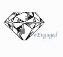 #Engaged Diamond by Abbyingle95