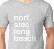 Norf Norf White Unisex T-Shirt