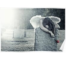 Mourning Angel Poster
