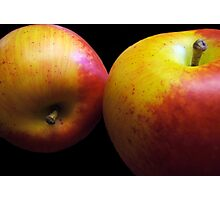 An Apple A Day Keeps the Doctor Bill Away!!! Photographic Print