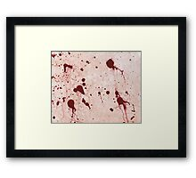 """Chaos"" Framed Print"