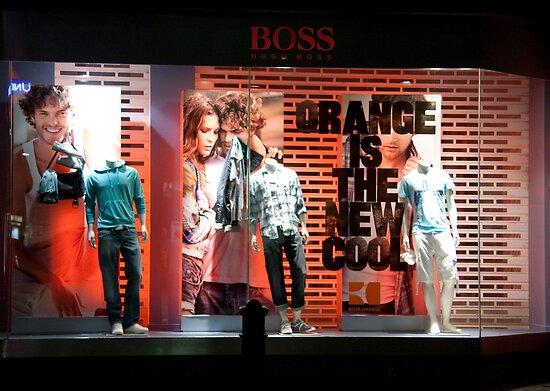 Boss Orange by phil decocco
