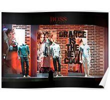 Boss Orange Poster