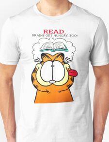 Garfield Hungry Brains T-Shirt