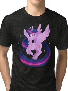 princess twilight sparkle Tri-blend T-Shirt