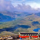Snowdon Cog Railway by David Davies