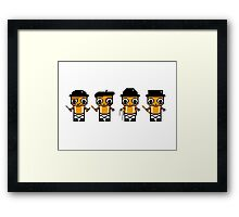 The Droogs Framed Print