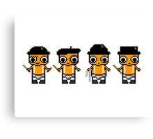 The Droogs Canvas Print