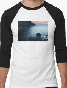 Lake Superior Inlet Men's Baseball ¾ T-Shirt