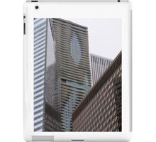 Skyscraper Abstract iPad Case/Skin