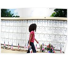 Memory in Marble Poster
