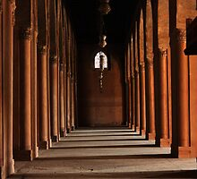 Mosque of Ibn Tulun - Cairo by Thomas Cox