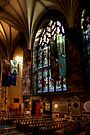 Stained Glass & Banners by Christine Smith