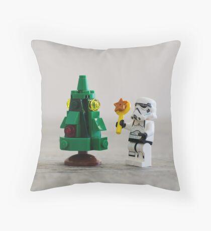 Star Topper Throw Pillow