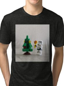 Star Topper Tri-blend T-Shirt